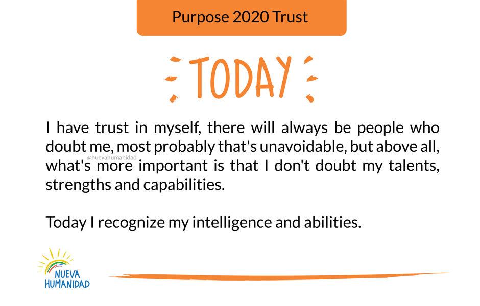 Purpose 2020 Trust