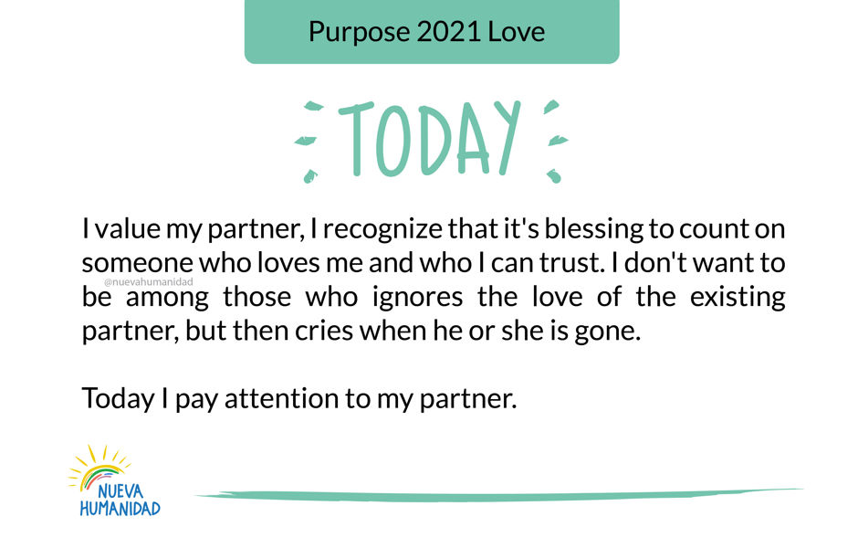 Purpose 2021 Love