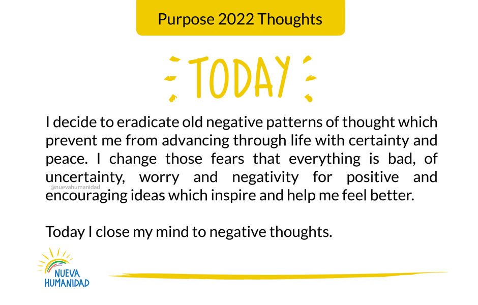 Purpose 2022 Thoughts