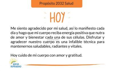Propósito 2032 Salud