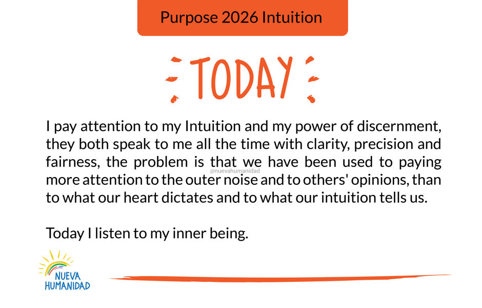 Purpose 2026 Intuition