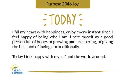 Purpose 2046 Joy
