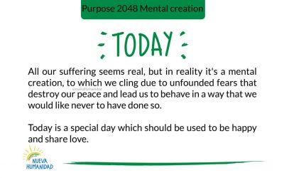 Purpose 2048 Mental creation