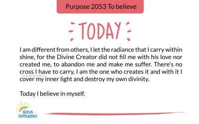 Purpose 2053 To believe