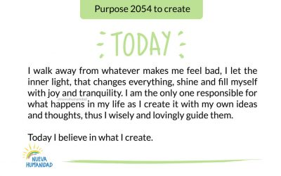 Purpose 2054 to create