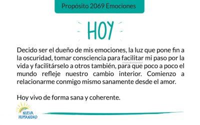 Propósito 2069 Emociones