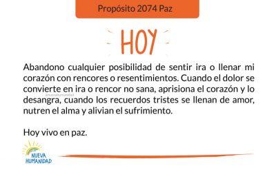 Propósito 2074 Paz