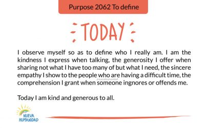Purpose 2062 To define