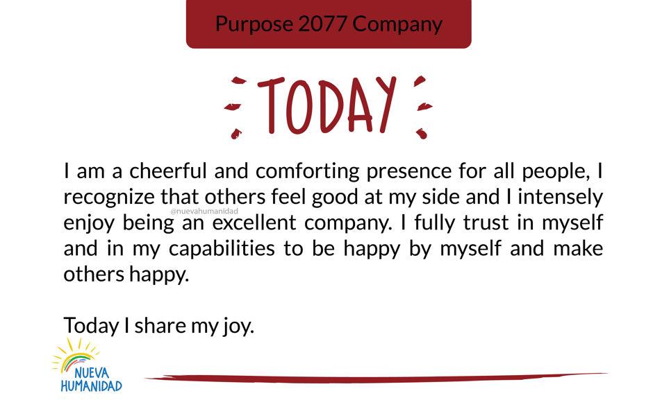 Purpose 2077 Company
