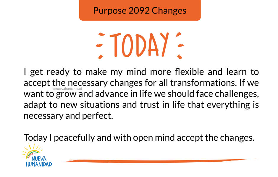Purpose 2092 Changes