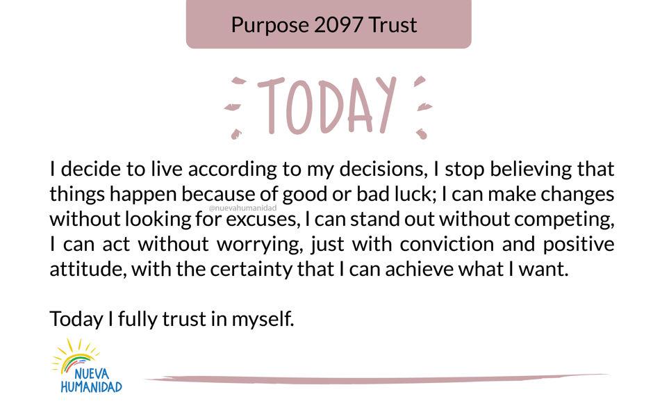 Purpose 2097 Trust