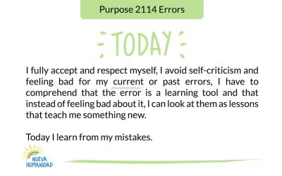 Purpose 2114 Errors