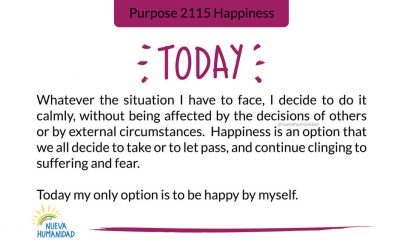 Purpose 2115 Happiness