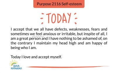 Purpose 2116 Self-esteem