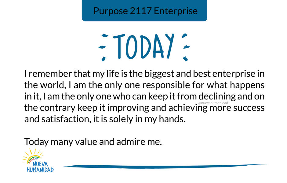 Purpose 2117 Enterprise