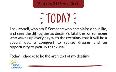 Purpose 2119 Architect