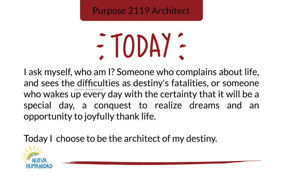 Purpose 2119 Architect