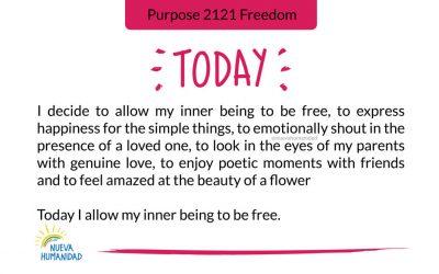 Purpose 2121 Freedom