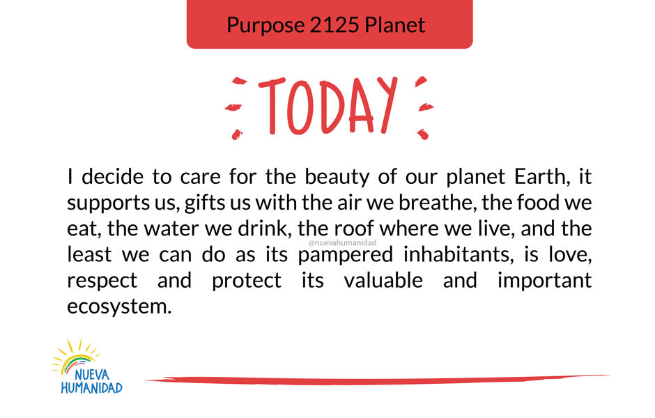 Purpose 2125 Planet