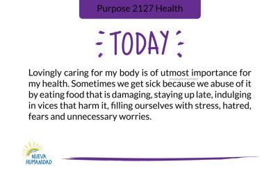 Purpose 2127 Health
