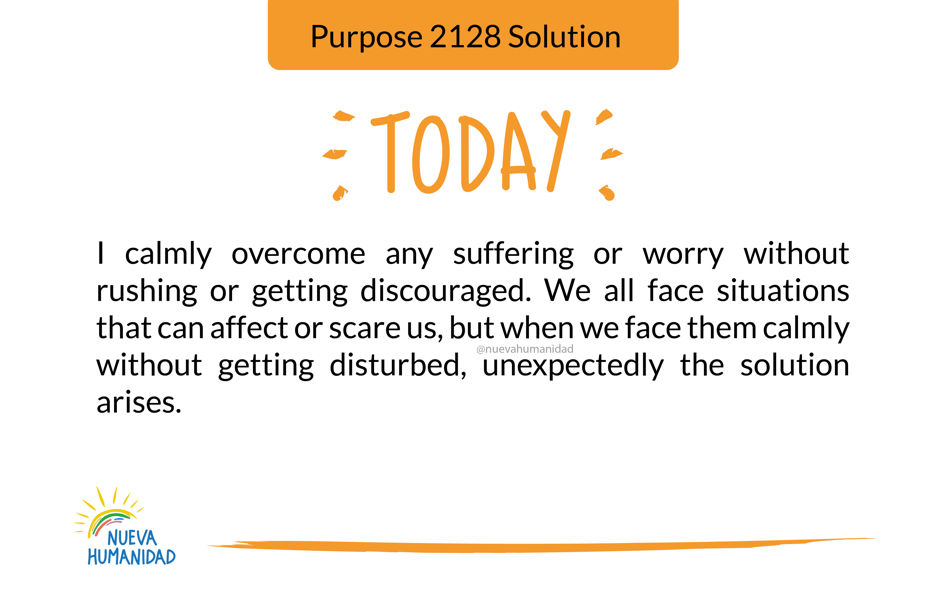 Purpose 2128 Solution