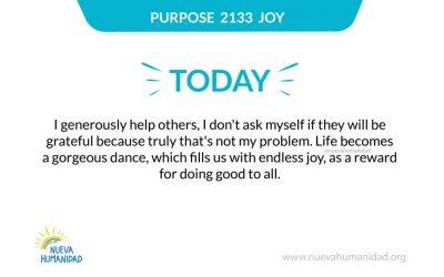 Purpose 2133 Joy