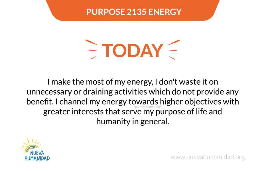 Purpose 2135 Energy