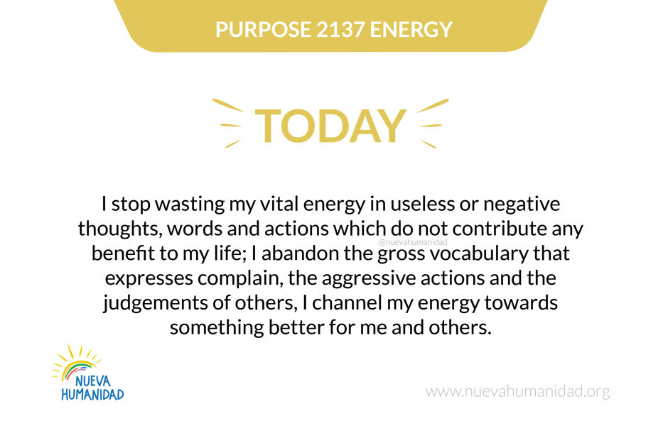 Purpose 2137 Energy
