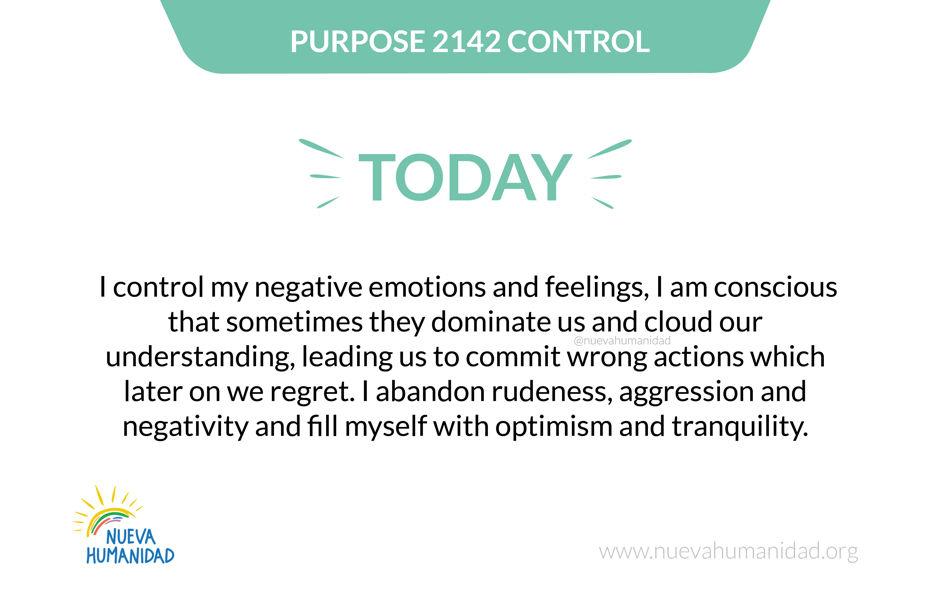 Purpose 2142 Control
