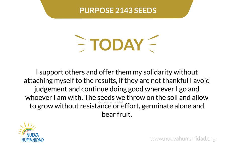 Purpose 2143 Seeds