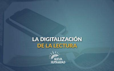 La digitalización de la lectura