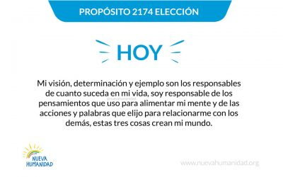 Propósito 2174 Elección