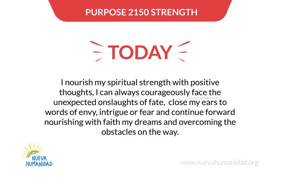 Purpose 2150 Strength