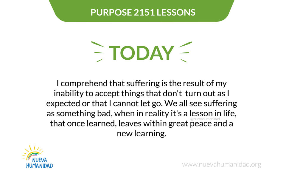 Purpose 2151 Lessons
