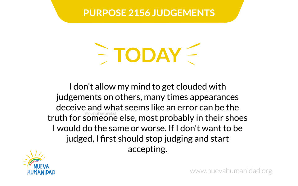 Purpose 2156 Judgements