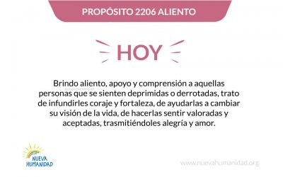 Propósito 2206 Aliento