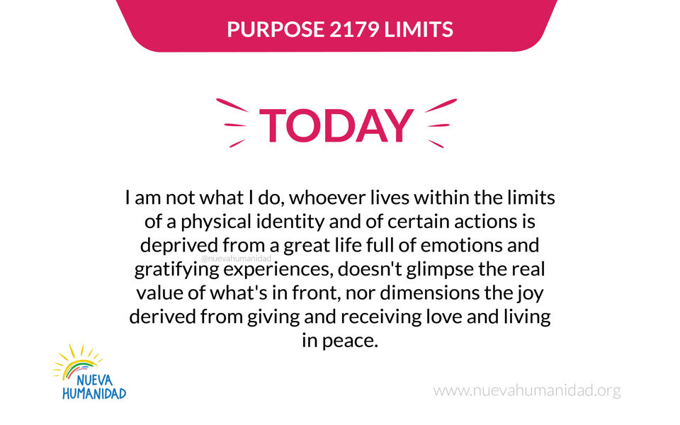 Purpose 2179 Limits