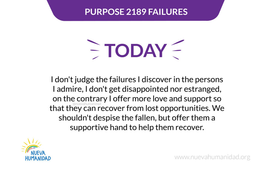 Purpose 2189 Failures