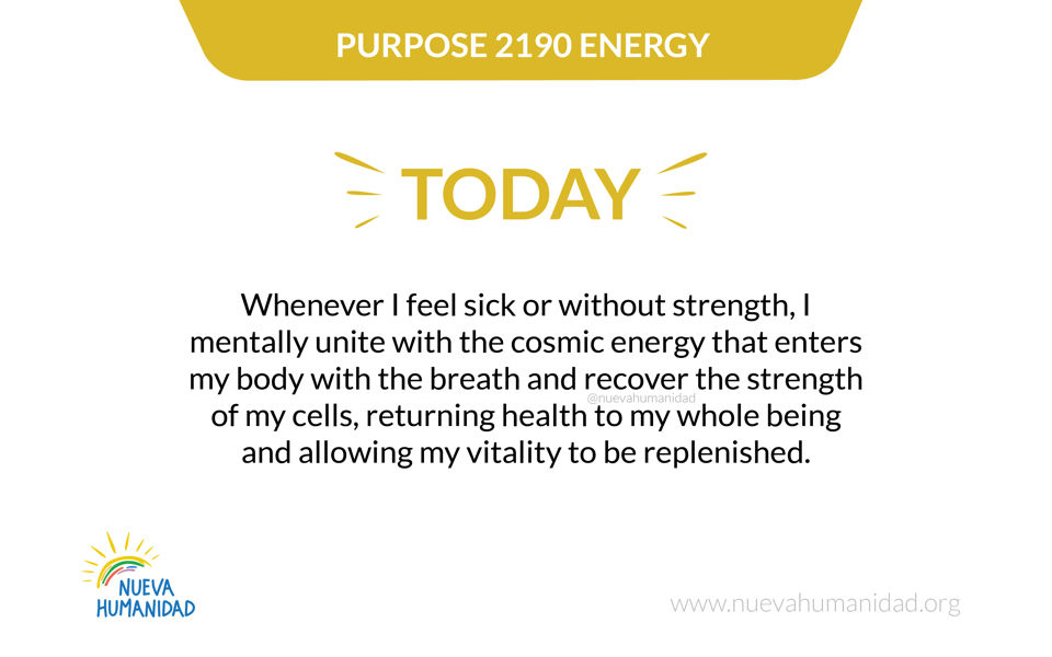 Purpose 2190 Energy