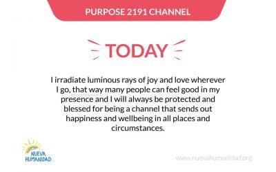 Purpose 2191 Channel