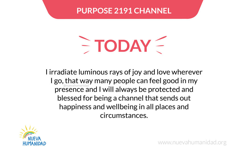 Purpose 2191 Channel