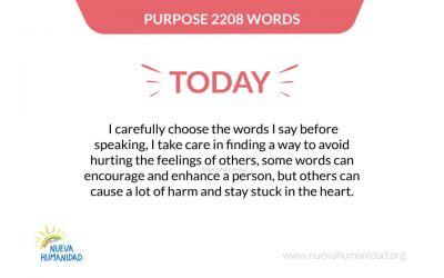 Purpose 2208 Words