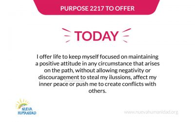 Purpose 2217 To offer
