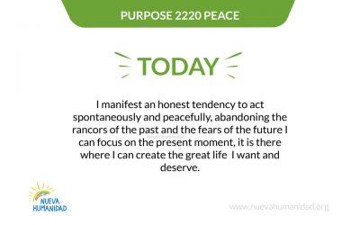 Purpose 2220 Peace