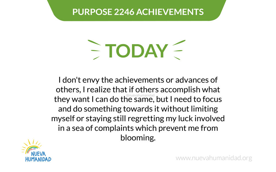 Purpose 2246 Achievements