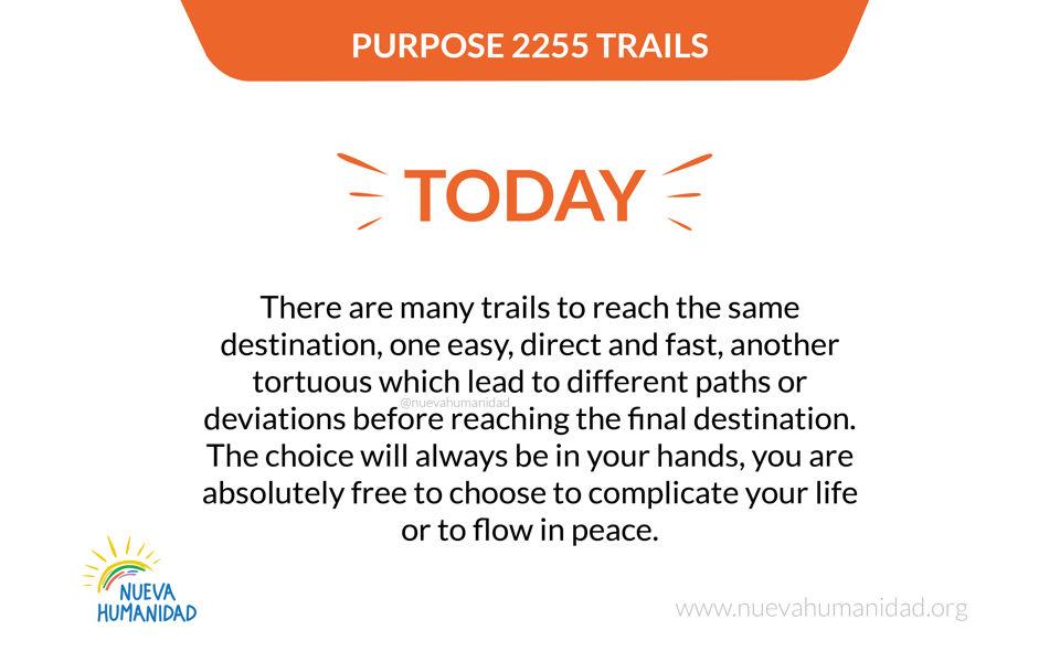 Purpose 2255 Trails