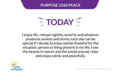 Purpose 2260 Peace