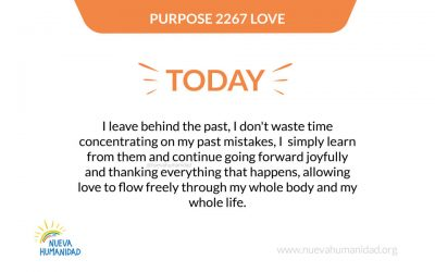 Purpose 2267 Love