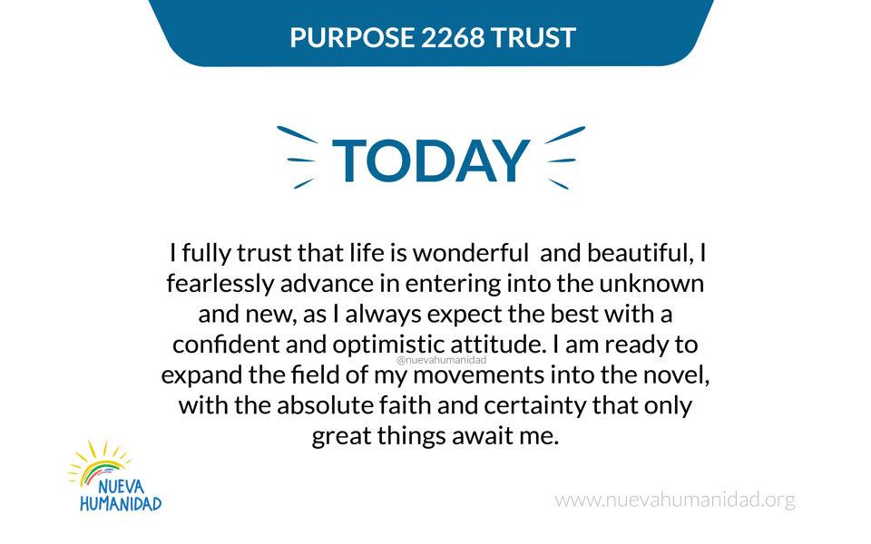 Purpose 2268 Trust