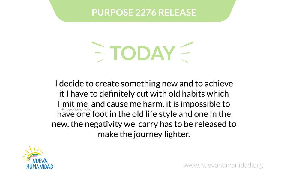 Purpose 2276 Release